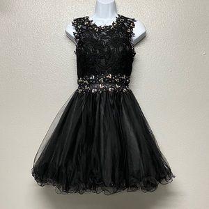 GLS Apparel USA Inc. Juniors Prom/Party Dress- XS